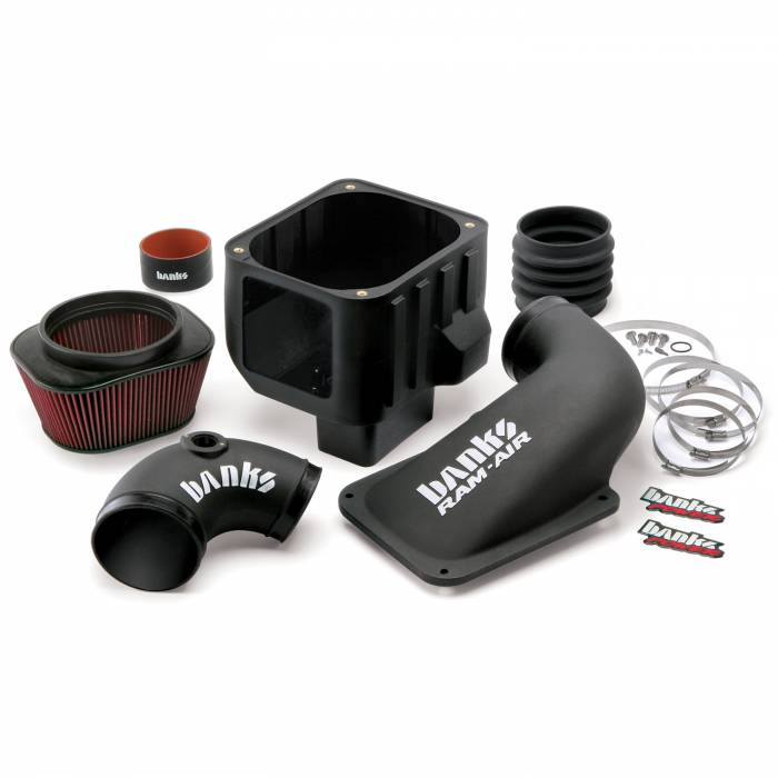 Banks Power - Banks Power Ram-Air Cold-Air Intake System, Oiled Filter 42142