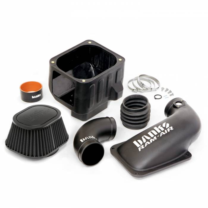 Banks Power - Banks Power 2015 Duramax Ram-Air Cold-Air Intake System, Dry Filter 42248-D