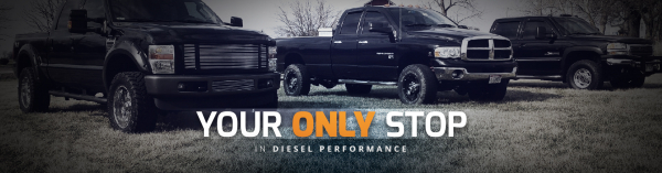 Your Only Stop in Diesel Performance