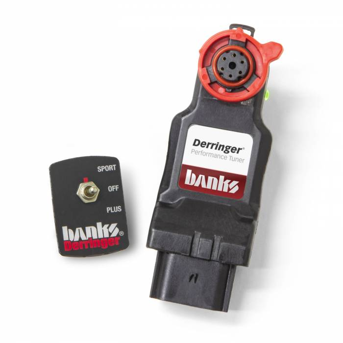 Banks Power - Derringer (Gen2) Tuner with ActiveSafety 2017-19 Chevy/GMC 2500/3500 6.6L L5P Banks Power