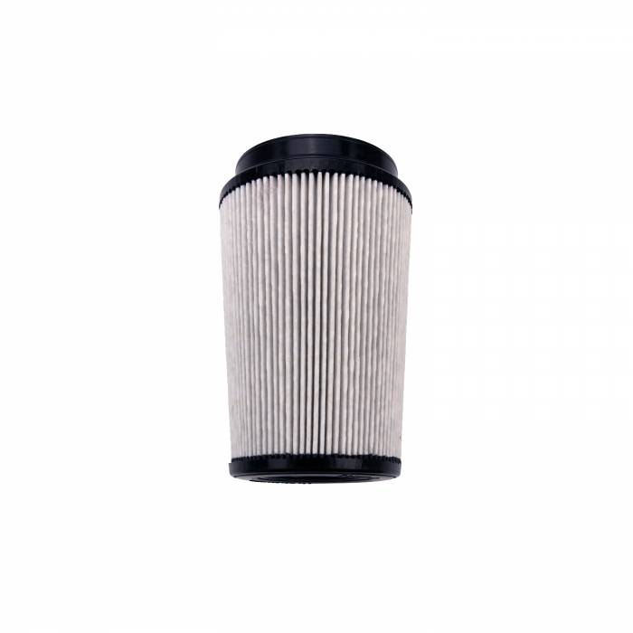 Wehrli Custom Fab - 4 Inch Inlet Dry Air Filter For use with WCFab Kit s WCFab