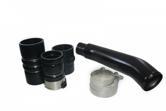 Maryland Performance Diesel - MPD 15-19 Hot Side Pipe for Budget Kit