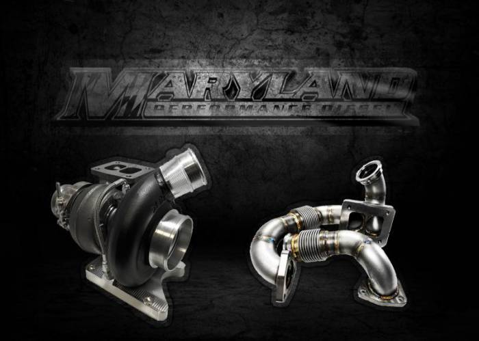 Maryland Performance Diesel - MPD Quick Spool Budget SXE Turbo Kit (11-14)