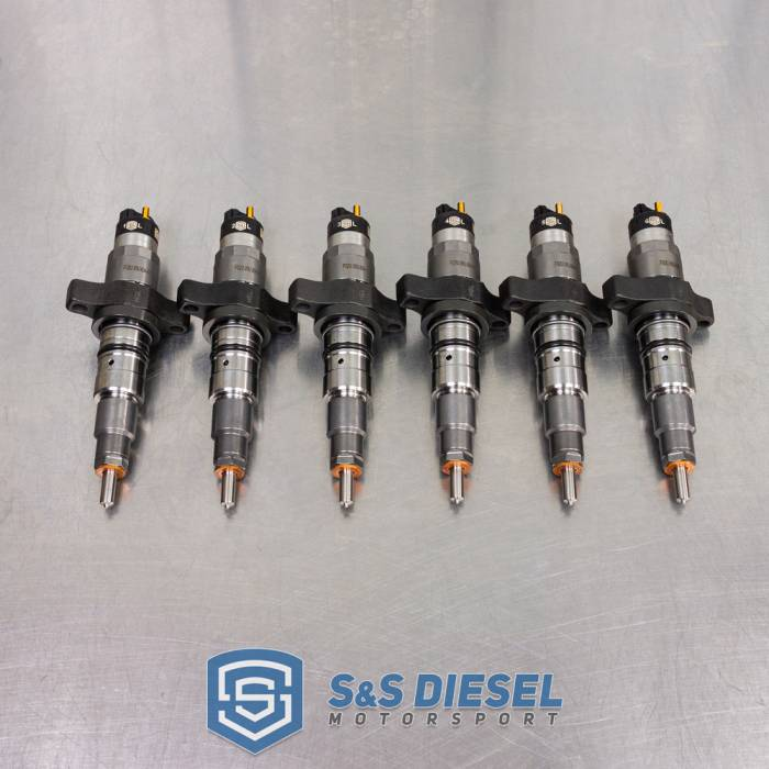 S&S Diesel - 400% over Early 5.9 injector - Reman