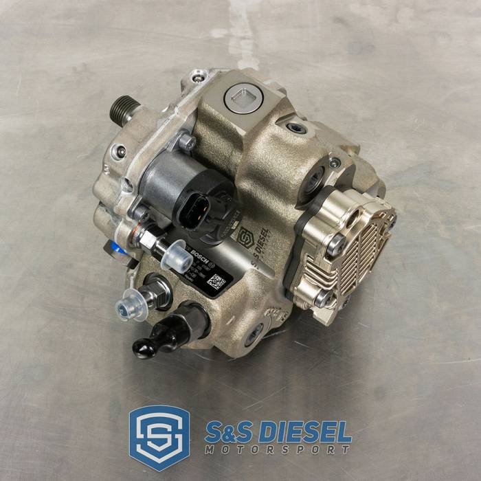 S&S Diesel - Duramax SuperSport CP3 - New LBZ based - (higher output >3500rpm)