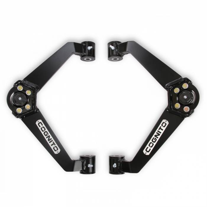 Cognito - Cognito Ball Joint SM Series Upper Control Arm Kit without Dual Shock Mounts (GM)