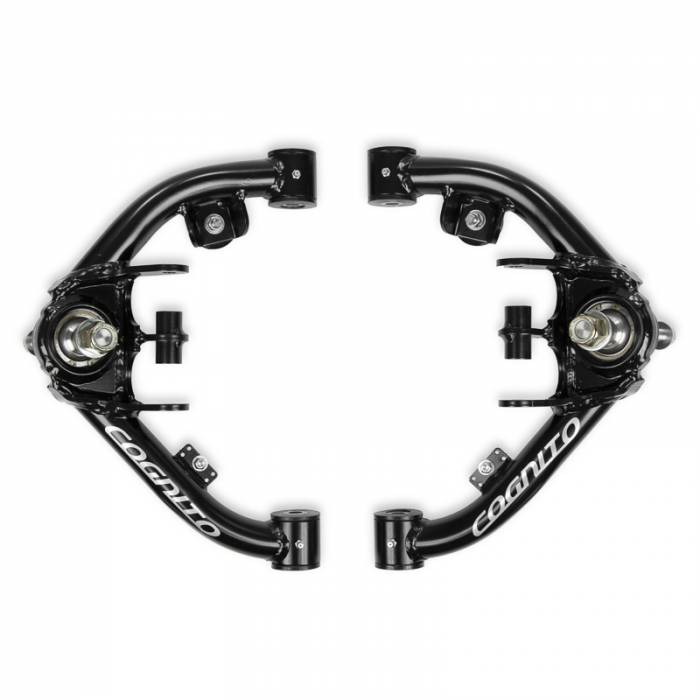 Cognito - Cognito Uniball Tubular Upper Control Arm Kit with Dual Shock Mounts (GM)