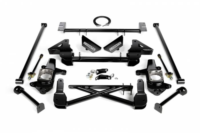 "Cognito - Cognito 7""/9"" Front Suspension Lift Kit (GM)"