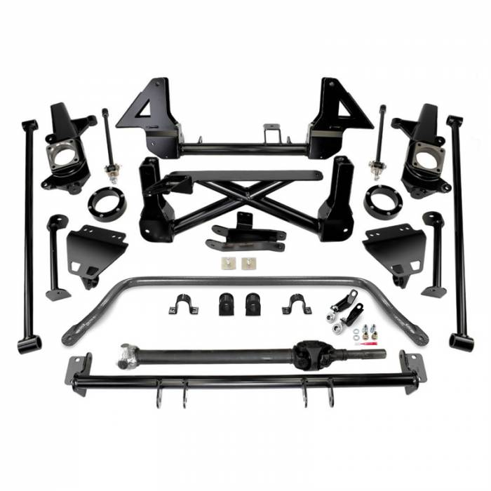 "Cognito - Cognito 10""/12"" Front Suspension Lift Kit (GM)"