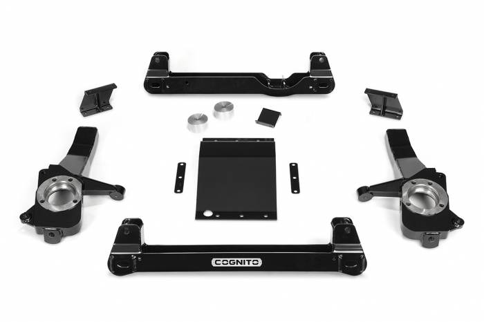"Cognito - Cognito 4""/6"" Front Suspension Lift Kit (GM)"
