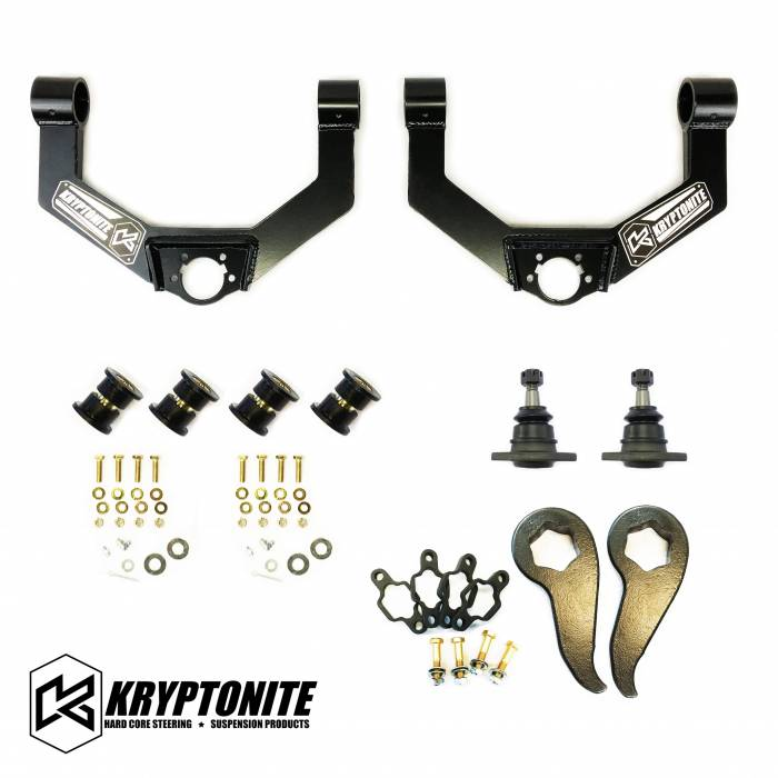Kryptonite - KRYPTONITE STAGE 2 LEVELING KIT 2020