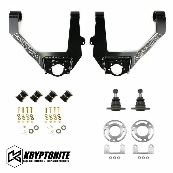 Kryptonite - KRYPTONITE STAGE 2 LEVELING KIT 1/2 TON 6 LUG TRUCK 2007-2018 (KRUCA12)