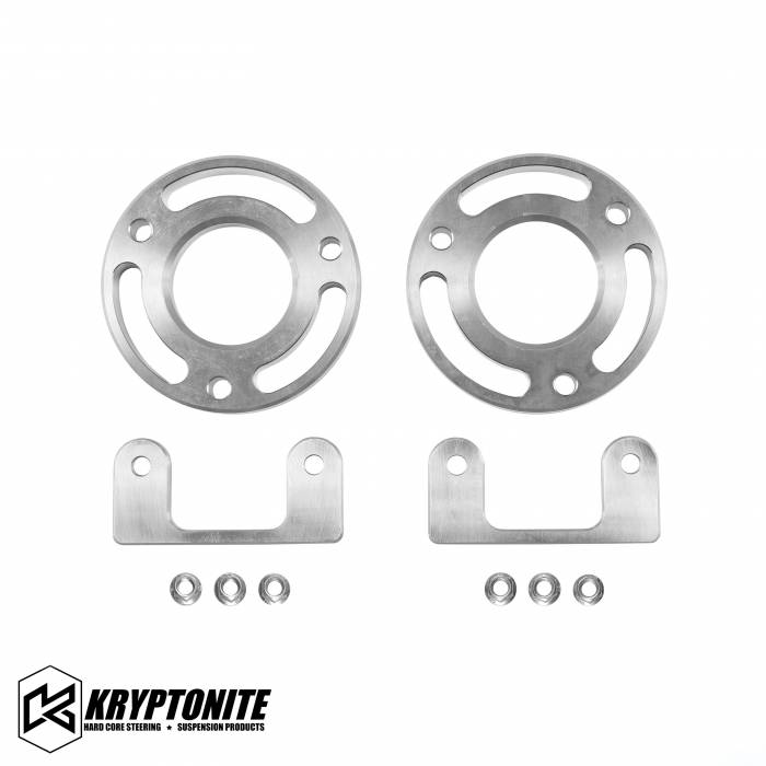 Kryptonite - KRYPTONITE STAGE 1 LEVELING KIT 1/2 TON TRUCK 6 LUG 2007-2018