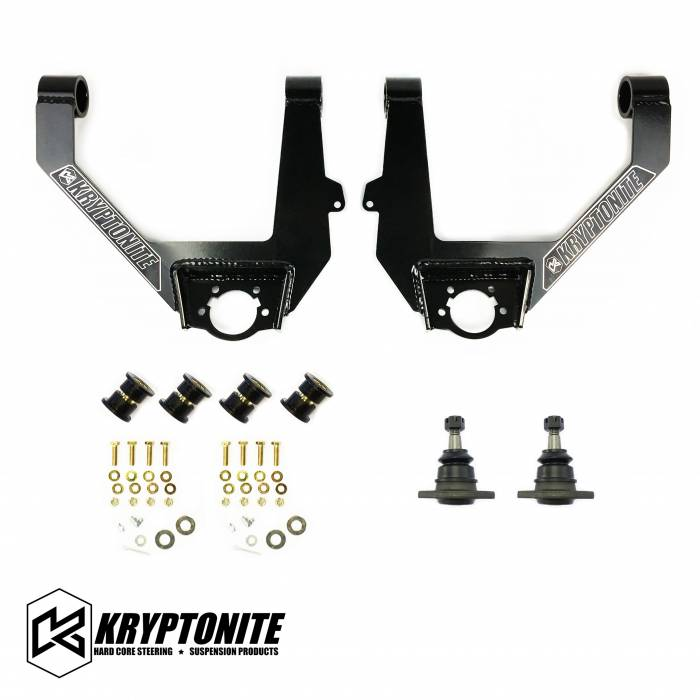 Kryptonite - KRYPTONITE UPPER CONTROL ARM KIT 1/2 TON TRUCK 6 LUG 2014-2018 (KRUCA13)