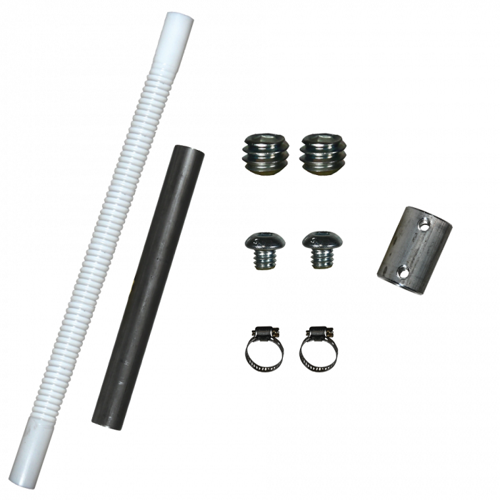 FASS - FASS FUEL SYSTEMS DIESEL FUEL CONVOLUTED SUCTION TUBE UPGRADE KIT (STK-1003B)