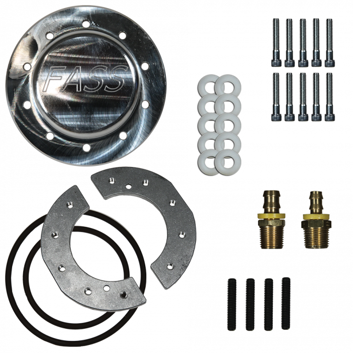 FASS - FASS FUEL SYSTEMS DIESEL FUEL SUMP BOWL ONLY KIT (STK-5500BO)