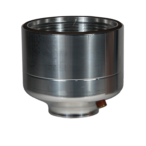 FASS - FASS FUEL SYSTEMS DURAMAX FACTORY FUEL FILTER DELETE CANISTER (DFD-4000)