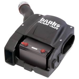 Banks Power - Banks Power 99-03 Power Stroke Ram-Air Cold-Air Intake System, Dry Filter 42210-D