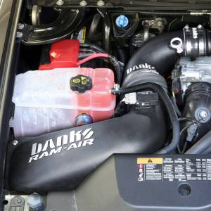 Banks Power - Banks Power 11-12 Duramax Ram-Air Cold-Air Intake System, Dry Filter 42220-D - Image 2