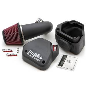 Banks Power - Banks Power 94-02 Cummins Ram-Air Cold-Air Intake System, Oiled Filter 42225
