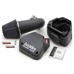 Banks Power - Banks Power 94-02 Cummins Ram-Air Cold-Air Intake System, Dry Filter 42225-D