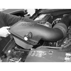 Banks Power - Banks Power 04-05 Duramax Ram-Air Cold-Air Intake System, Oiled Filter 42135