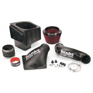 Intakes & Accessories - Air Intakes - Banks Power - Banks Power Ram-Air Cold-Air Intake System, Oiled Filter 42180