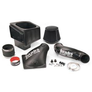 Intakes & Accessories - Air Intakes - Banks Power - Banks Power 10-12 Cummins Ram-Air Cold-Air Intake System, Dry Filter 42180-D