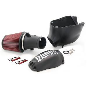 Banks Power - Banks Power Ram-Air Cold-Air Intake System, Oiled Filter 42185