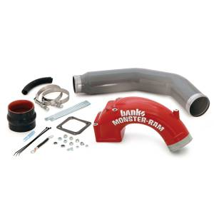 Engine Parts - Parts & Accessories - Banks Power - Banks Power 03-07 5.9 Cummins Monster-Ram Intake Elbow with Boost Tube 42766
