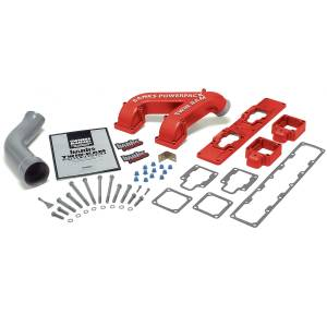 Engine Parts - Parts & Accessories - Banks Power - Banks Power 94-98 12v Cummins Twin-Ram Intake Manifold System 42710