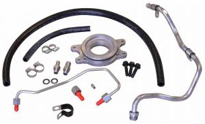 Fuel System & Components - Fuel System Parts - Fleece Performance - Fleece Performance 2011-2016 LML CP3 Conversion Kit - w/o Pump FPE-LML-CP3-FF-NP