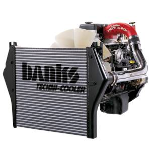 Banks Power - Banks Power 03-05 Cummins Techni-Cooler  Intercooler System with Monster-Ram and Boost Tubes 25980 - Image 3