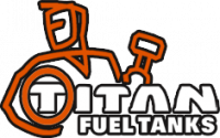 Titan Fuel Tanks - Titan Fuel Tanks 01-10 Duramax 52 Gallon extra heavy duty, cross-linked polyethylene fuel tank 7010201
