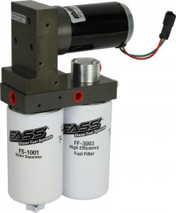 Shop By Part Type - Fuel Lift Pumps - FASS Diesel Fuel Systems - 2001-2010 Duramax FASS 100GPH Titanium Series
