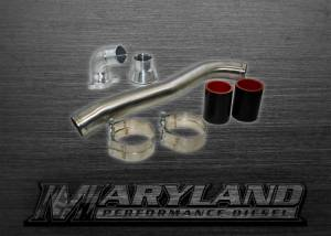 Maryland Performance Diesel - MPD 17-19 Upper Coolant Hose Kit