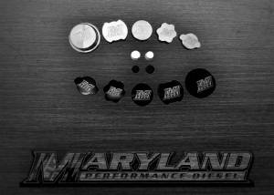 Maryland Performance Diesel - MPD Billet Cap Set(11-16)