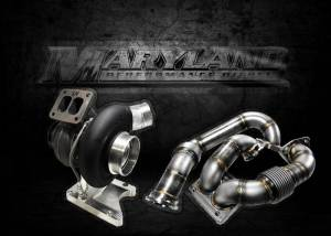 Maryland Performance Diesel - MPD Quick Spool Budget SXE Turbo Kit 2017+