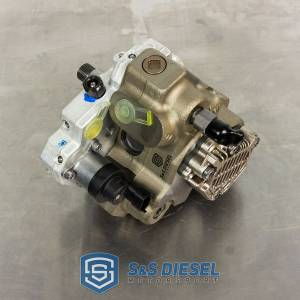 Shop By Part Type - Fuel Lift Pumps - S&S Diesel - Cummins CP3 1850 (14mm) - New 6.7 based - (71% over stock displacement)
