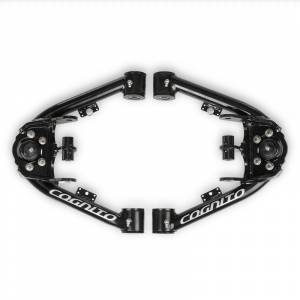Cognito - Cognito Ball Joint Tubular Upper Control Arm Kit with Dual Shock Mounts (GM) - Image 1
