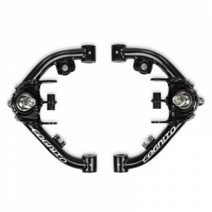 Cognito - Cognito Uniball Tubular Upper Control Arm Kit with Dual Shock Mounts (GM) - Image 1