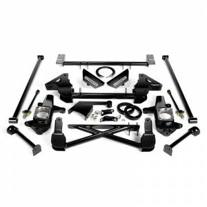 """Steering And Suspension - Lift & Leveling Kits - Cognito - Cognito 7""""/9"""" Front Suspension Lift Kit for StabiliTrak (GM)"""