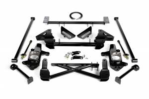 """Steering And Suspension - Lift & Leveling Kits - Cognito - Cognito 7""""/9"""" Front Suspension Lift Kit (GM)"""