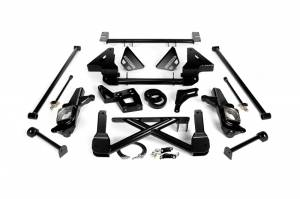 "Cognito - Cognito 10""/12"" Front Suspension Lift Kit for SAE Thread (GM)"