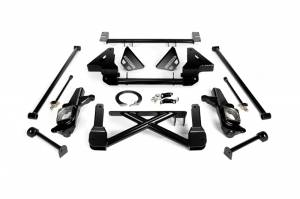 "Cognito - Cognito 10""/12"" Front Suspension Lift Kit for Metric Thread/Non-StabiliTrak (GM)"