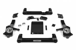 """Steering And Suspension - Lift & Leveling Kits - Cognito - Cognito 4""""/6"""" Front Suspension Lift Kit (GM)"""