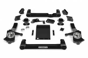 """Steering And Suspension - Lift & Leveling Kits - Cognito - Cognito 4""""/5"""" Front Suspension Lift Kit (GM)"""