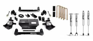 Steering And Suspension - Lift & Leveling Kits - Cognito - Cognito 4 Standard Lift Kit (GM)