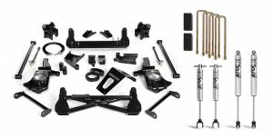 Steering And Suspension - Lift & Leveling Kits - Cognito - Cognito 7 Standard Lift Kit for StabiliTrak (GM)
