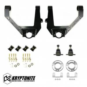 Kryptonite - KRYPTONITE STAGE 2 LEVELING KIT 1/2 TON 6 LUG TRUCK 2007-2018 (KRUCA12) - Image 1